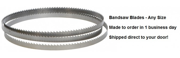Custom Band Saw Blades