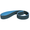 Belt 1x12 NBS820 Surface Conditioning Fine Blue Non-Woven Belts