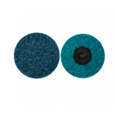 Carborundum Fibratex 54469 Surface Prep Discs Quick-Change Aluminum Oxide Type 3 Very Fine 2 Roloc (Roll-On) Discs