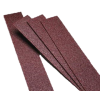 "Strips 2-3/4"" Wide Stick-on (PSA) Zirconia 40 Grit Premier Red Carborundum 21337 Strips"