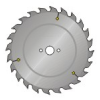 "Nova 8-24 C/t Rip Saw Dimar 8-24RIP Blades 8"" to 8-1/2"" (220mm)"