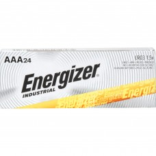 AAA - Alkaline Industrial Batteries 24 Pack Batteries & Flashlights