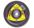"Grinding Disc Type 27 (Depressed Center) 5"" x 1/4"" (6mm) x 7/8"" A24R for Steel & Stainless Steel Klingspor 13402"