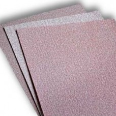 "Sanding Sheet 9"" Wide x 11"" Long 220 Grit Premier Red Carborundum 20533 Paper Backed Sheets"