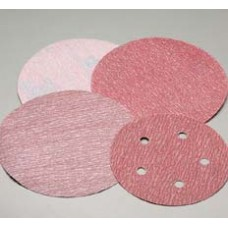 "Sanding Disc 8"" Diameter No Hole PSA Sticky Back Aluminum Oxide 150 Grit Carborundum 61107 8"" Sticky Back"