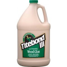 Titebond Iii Ultimate Wood Glue 1 Gallon Wood Products