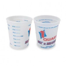 Mixing Cup 1 Quart (1 Litre) Paint Brushes & Accessories