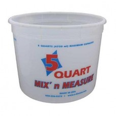 Mixing Cup 5 Quart (4.75 Litre) Paint Brushes & Accessories