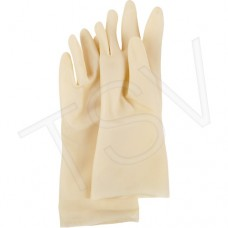 Natural Rubber Gloves Unlined (Large)