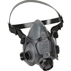 Half Mask 5500 Series Small North 550030S Dust Masks, Respirators & Related Accessories