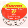 "3/4"" x 6' Measure Stix Measuring Tools"