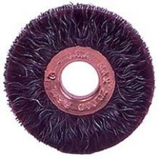 "Encapsulated Wheel Brushes 3"" Diameter 1/2"" Arbour Hole .014 Gauge"