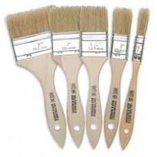 "1/2"" Chip Brush    Paint Brushes & Accessories"