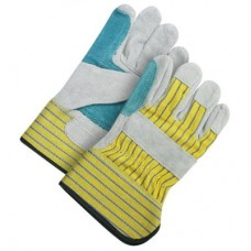 Fitter Gloves Double Palm Leather Gloves