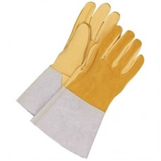 Deer Mig And Tig Glove Medium Leather Gloves