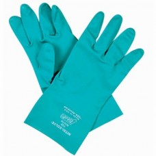 Nitri-solve Large Nitrile Lined Gloves Synthetic Gloves