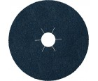 "Resin Fibre Disc 5"" x 7/8"" CS565 Zirconia 80 Grit Klingspor 23005"