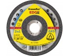 Cut Off Type 1 (Flat) 5 x .045 The Edge for Steel & Stainless Steel 2-in-1 Klingspor 317820