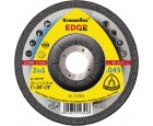 Cut Off Type 27 (Depressed Center) 5 x .045 The Edge for Steel & Stainless Steel 2-in-1 Klingspor 317821