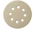 "Sanding Disc 5"" with 8 Holes Velcro PS33 Coated Aluminum Oxide  220 Grit Box of 100 Klingspor 150259"