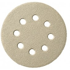 "Sanding Disc 5"" with 8 Holes Velcro PS33 Coated Aluminum Oxide  600 Grit Box of 100 Klingspor 175988"