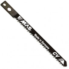 "4"" 6TPI Makita #5 Black Jig Saw Blade for Straight Cutting Wood 5pk M-Shank or ""Old Style"" Makita Jig Saw Blades"