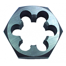 5/16-18 / Carbon Steel Right Hand Hexagon Die Hexagon Rethreading