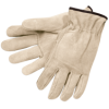 Split Leather Driver Gloves - Medium Leather Gloves