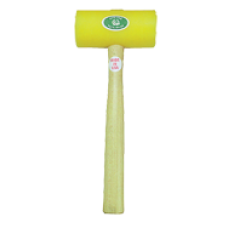 Garland Plastic Mallet -- 24 oz Hickory Handle 2-3/4'' Head Diameter Hammers Chisels Pry Bars