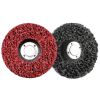 4-1/2 x 7/8'' - Non-Woven Material - E-Z Strip Wheel