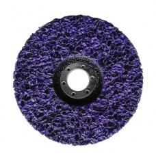 "Original Strip & Finish Disc (Purple) - Type 27 - Steel/SS/ALU - Extra-Coarse - 5"" x 7/8"" - 9,100 rpm"