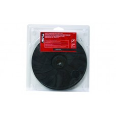 "Back Up Pad for Resin Fibre Disc 5"" Diameter Made of Poly Rubber"