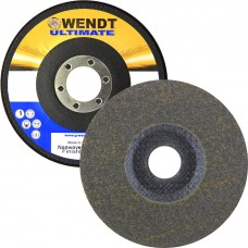 "Unitized Disc With Fiberglass Backing 4-1/2"" x 7/8"" Non-Woven Unitized"