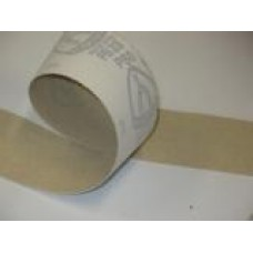 "Velcro Roll 3"" Wide x 10 Meter Long PS33 Aluminum Oxide With Sterate Coating Velcro 150 Grit Klingspor 299978 Velcro Backed Rolls"