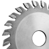 "100mm x 24 Tooth x 3.1-4.1mm Kerf x 1"" Bore Tapered Scoring Blade Industrial Series Scoring Blades"