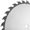 "14"" x 24 Tooth x 4.3mm Kerf x 1"" Bore (R) ""Rip"" Saw Blade Industrial Series Blades 13"" to 14"""