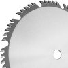 "10"" x 50 Tooth x 3.6mm Kerf x 5/8"" Bore (ATB+R) Combination Saw Blade Industrial Series"