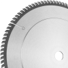 "10"" x 80 Tooth x 2.2mm Kerf x 5/8"" Bore (ATB) Thin Rim Saw Blade Industrial Series"