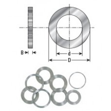 "Bushing 30mm X 5/8"" 1.8mm Thick Dimar W12"