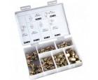 80-Piece Grease Fitting Sets
