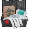 31-Gallon Tool Box Spill Kits - Oil Only Bin 31 US gal. Stationary