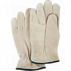 Grain Cowhide Drivers Gloves Large Unlined Grain Cowhide Keystone      Leather Gloves