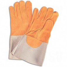 Welders' Deerskin Tig Gloves Size Large Hand Protection