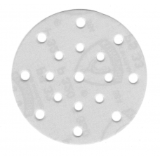 "Sanding Disc 6"" with 17 holes (Festool Pattern) Velcro PS33 Aluminum Oxide 100 Grit Klingspor 301926 6"" Velcro 17 Hole Festool"