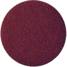 "Sanding Disc 12"" Diameter No Hole PSA CS310X Aluminum Oxide X Weight 80 Grit Klingspor 303205 P.S.A. (Sticky Back) Cloth Discs"