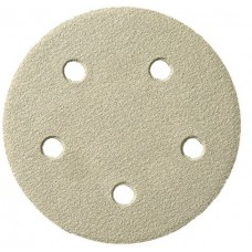 "Sanding Disc 5"" 5 hole Velcro PS33 Aluminum Oxide 100 Grit Box Of 100 Klingspor 240594"