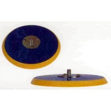 "Back Up Pad PSA 6"" Diameter No Holes 5/16-24m Arbour Low-Profile Klingspor 303788 Back Up Pads"