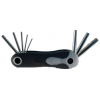 8piece Metric Folding Hex Key Set Hex Keys