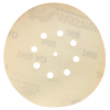 "6"" 8-Hole Velcro Aluminum Oxide 2400 Grit Sanding Disc Clearance Section"