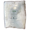 10lb Low Lint Wiper White Ganzie T-shirt Rags Cleaning Products